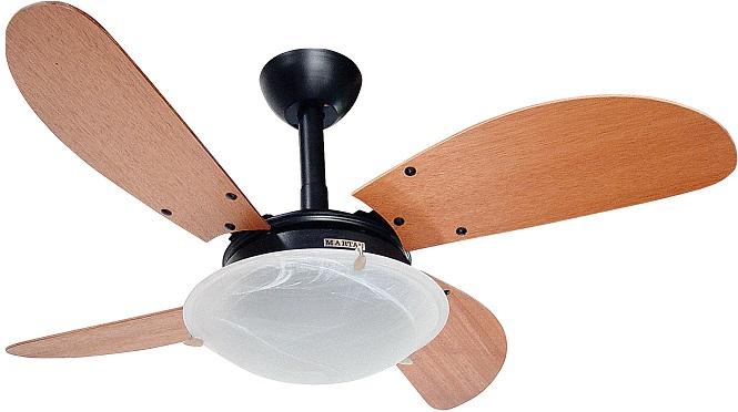 Instalando ventilador de teto